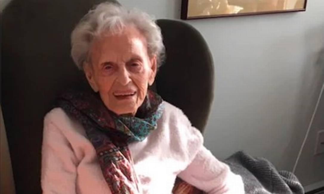 Mildred Geraldine Schappals, que atuou como professora e diretora de escolas públicas Foto: Reprodução