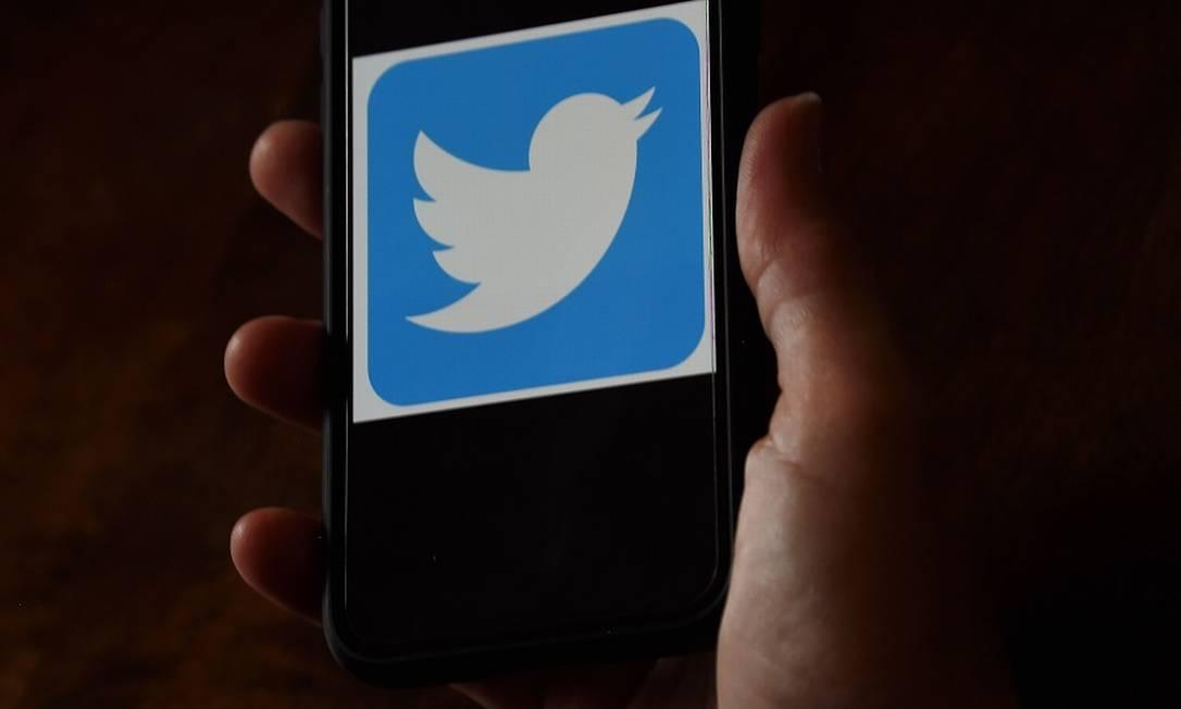 Twitter: possíveis assinaturas e serviços pagos em estudo. Foto: OLIVIER DOULIERY / AFP