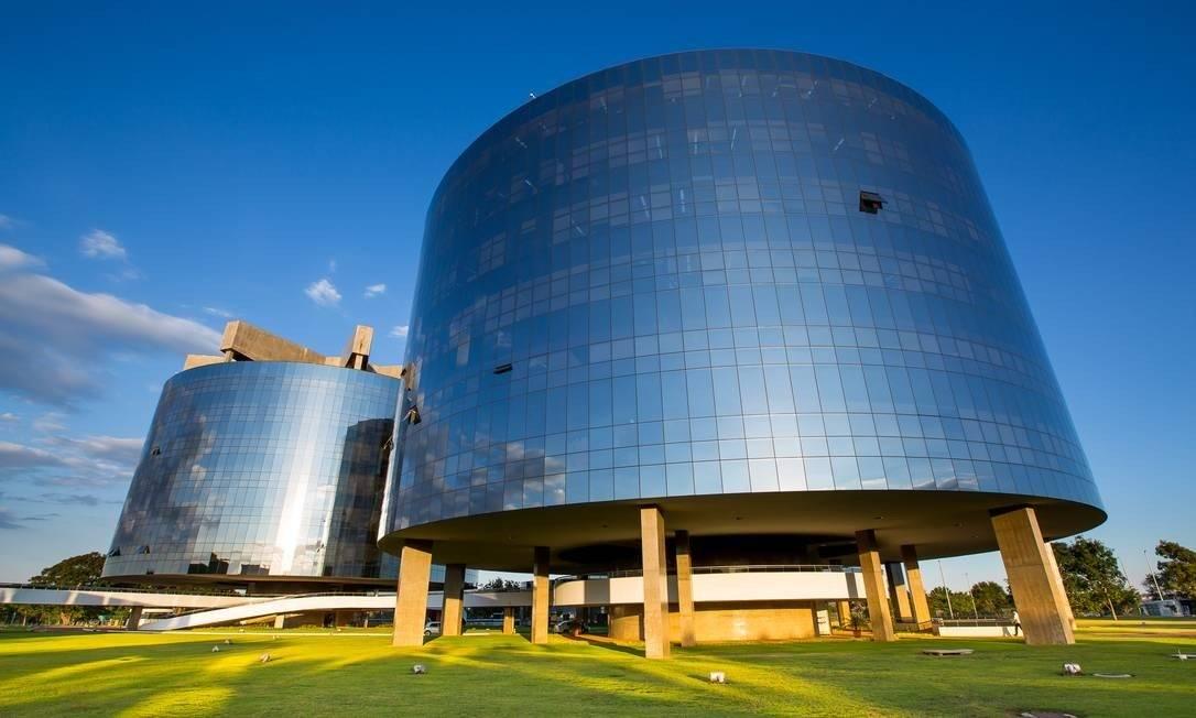 A Procuradoria-Geral da República em Brasília Foto: João Américo/PGR