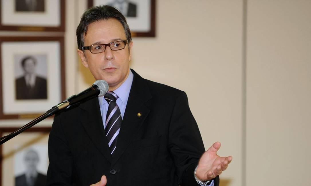 Ricardo Balestreri, ex-secretário nacional de Justiça Foto: Arquivo/Agência Brasil