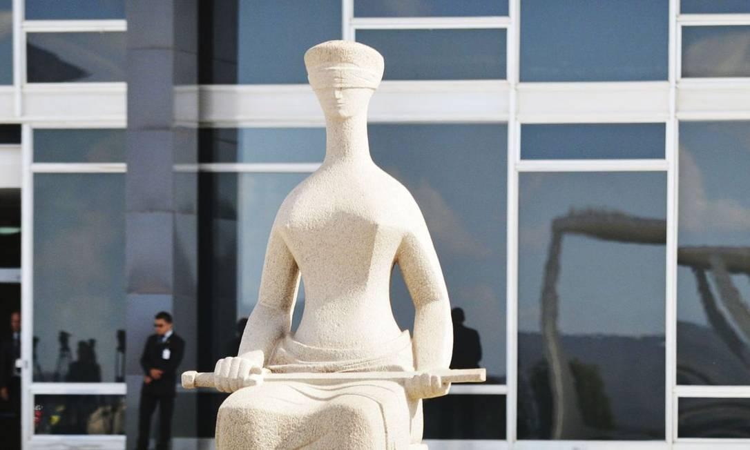 Supremo Tribunal Federal Foto: José Cruz / Agência Brasil