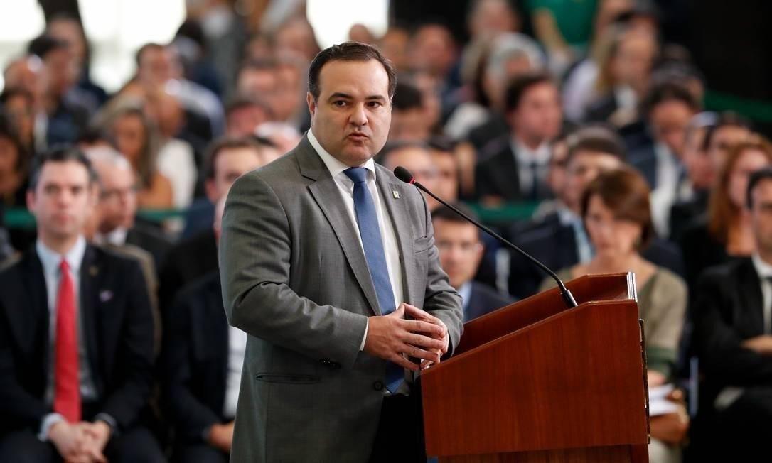 O ministro da Secretaria Geral, Jorge Oliveira Foto: Alan Santos/PR