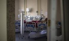 Contaminação por Covid-19 dentro dos hospitais tem se mostrado mais mortal no Brasil Foto: Márcia Foletto / Agência O Globo