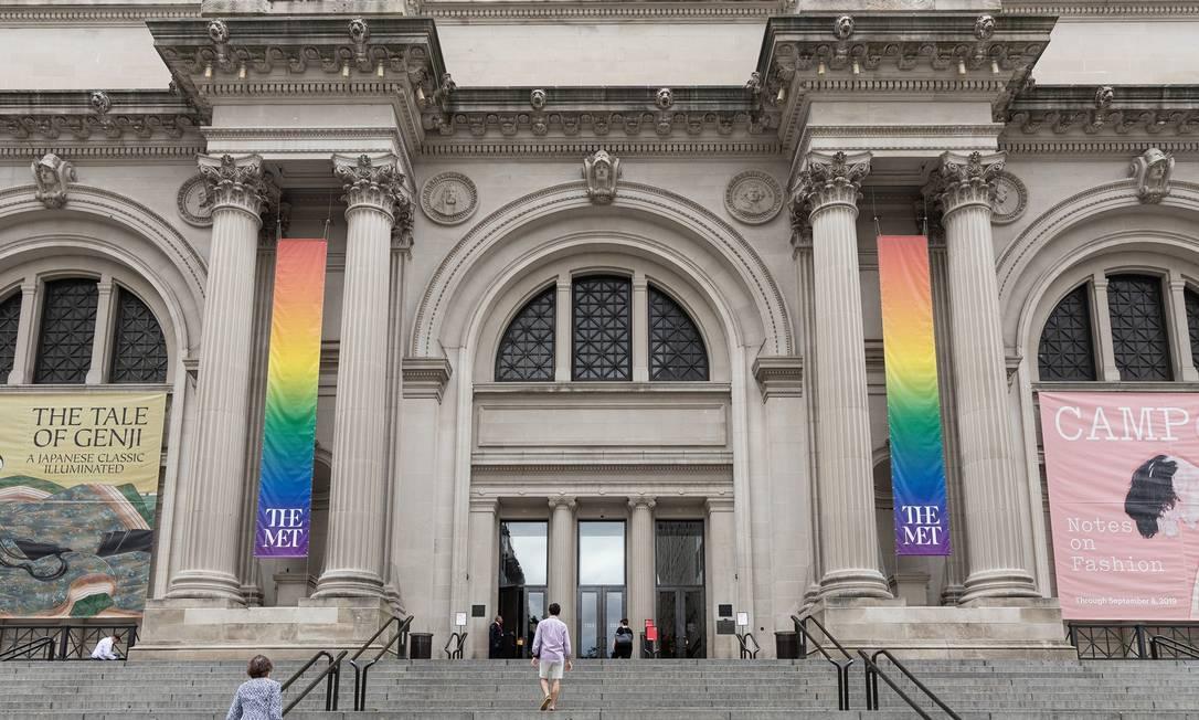Metropolitan Museum of Art Foto: Divulgação