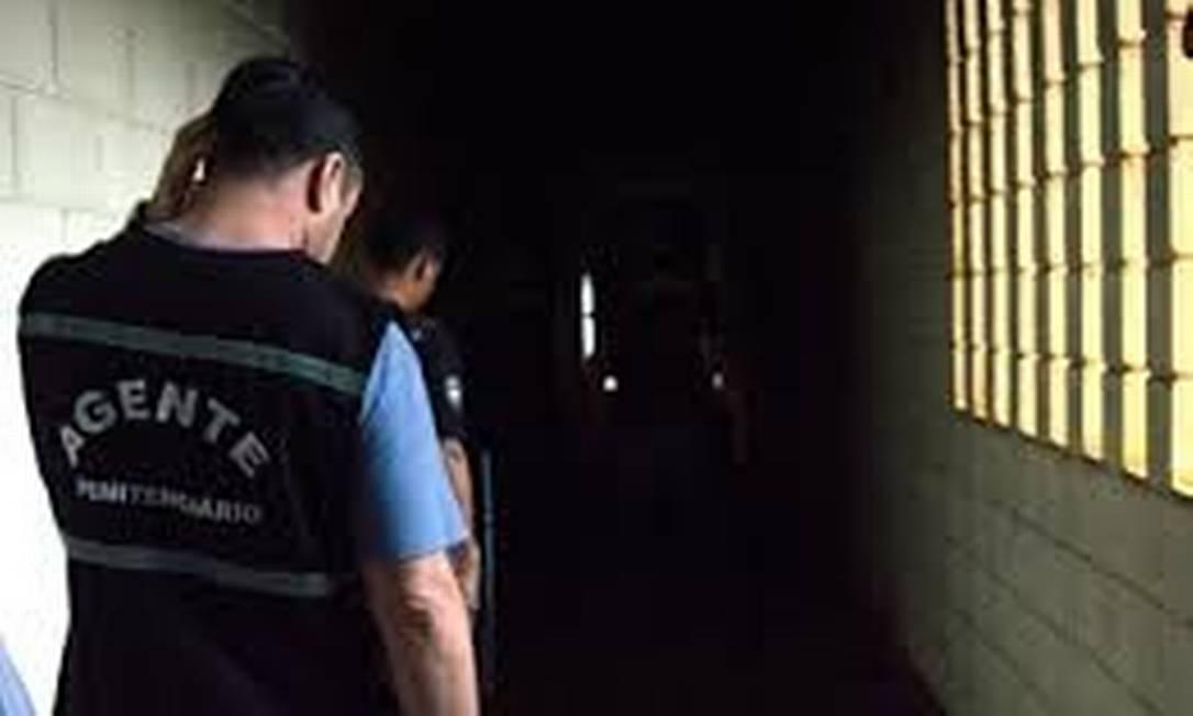 Agente penintenciário Foto: Divulgação