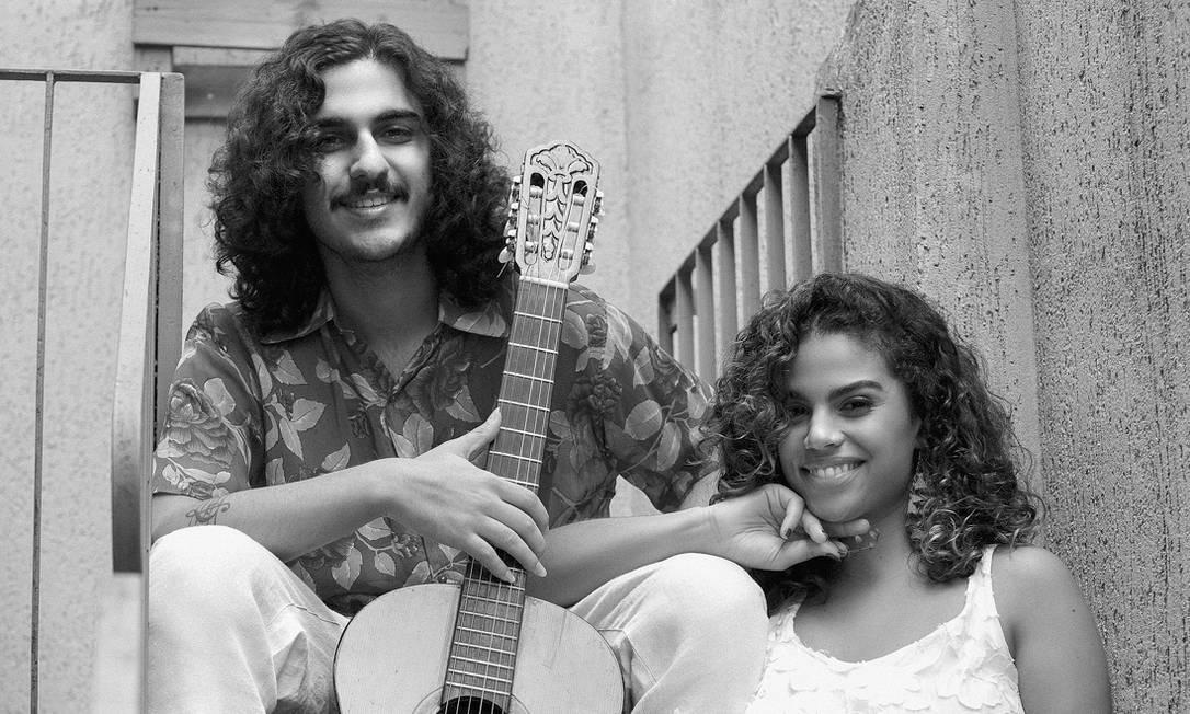 Felipe e Clara Foto: Thiago Santos
