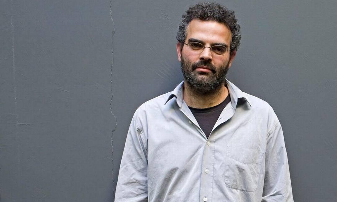 Gonçalo Tavares participa da Fliaraxá Festival Literário de Araxá em 2018 Foto: Divulgação