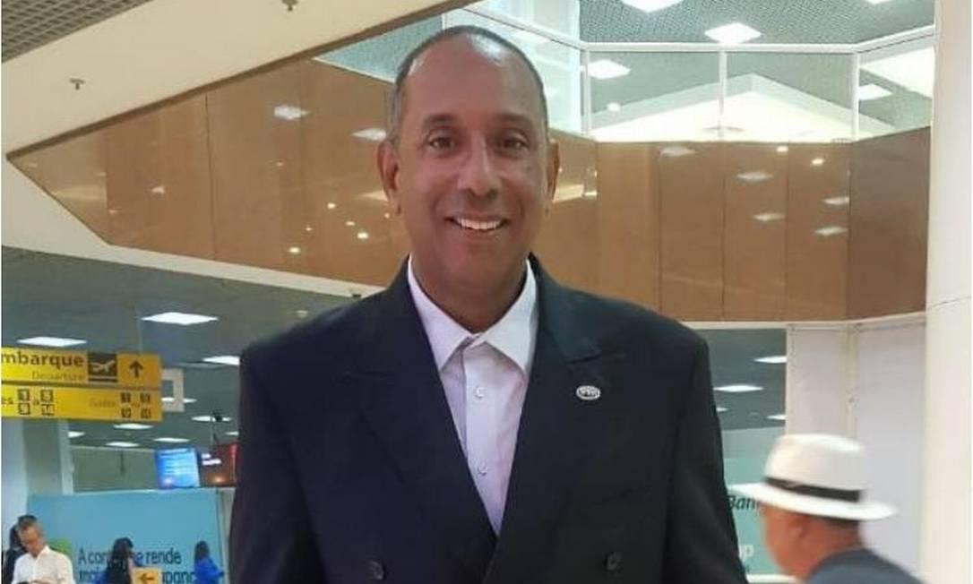 Presidente do Ipem, Luis Machado Foto: Reprodução