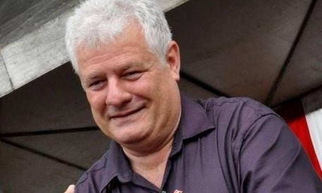 Luiz Carlos Botelho Lutterbach tinha 55 anos Foto: Facebook / Reprodução
