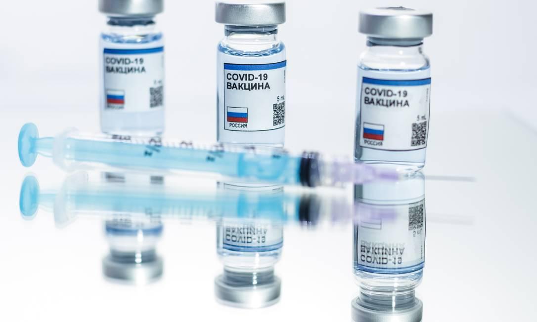 Rússia anunciou primeira vacina nesta terça-feira Foto: Fotoarena / Agência O Globo