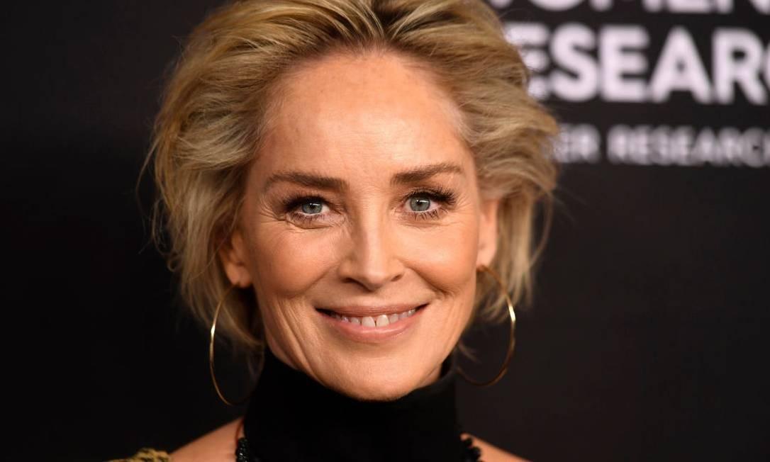 Sharon Stone se abre sobre traumas em biografia Foto: Frazer Harrison / Getty Images