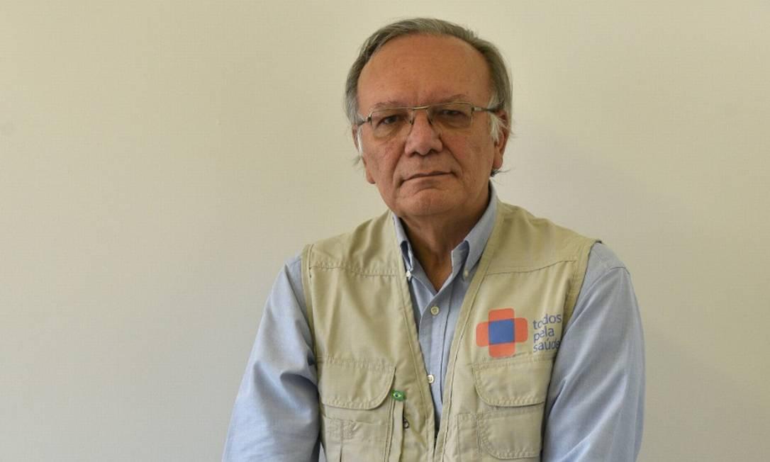 Pedro Barbosa, presidente do Instituto de Biologia Molecular do Paraná Foto: Divulgação