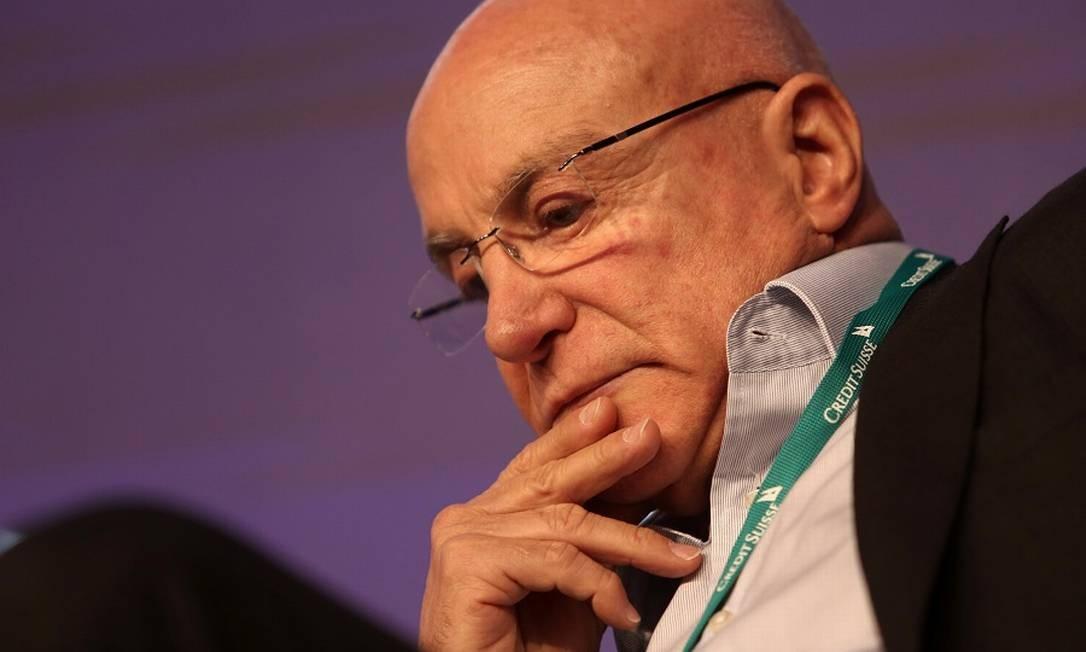Salim Mattar: um dos secretários de saída. Foto: AMANDA PEROBELLI / Reuters
