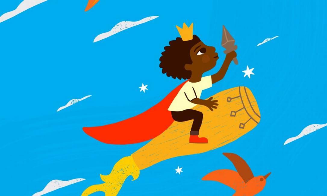 Livros, filmes, brinquedos, diálogo com os pais e cuidados com a educação escolar fazem toda a diferença Foto: Ilustração de Edson Ikê