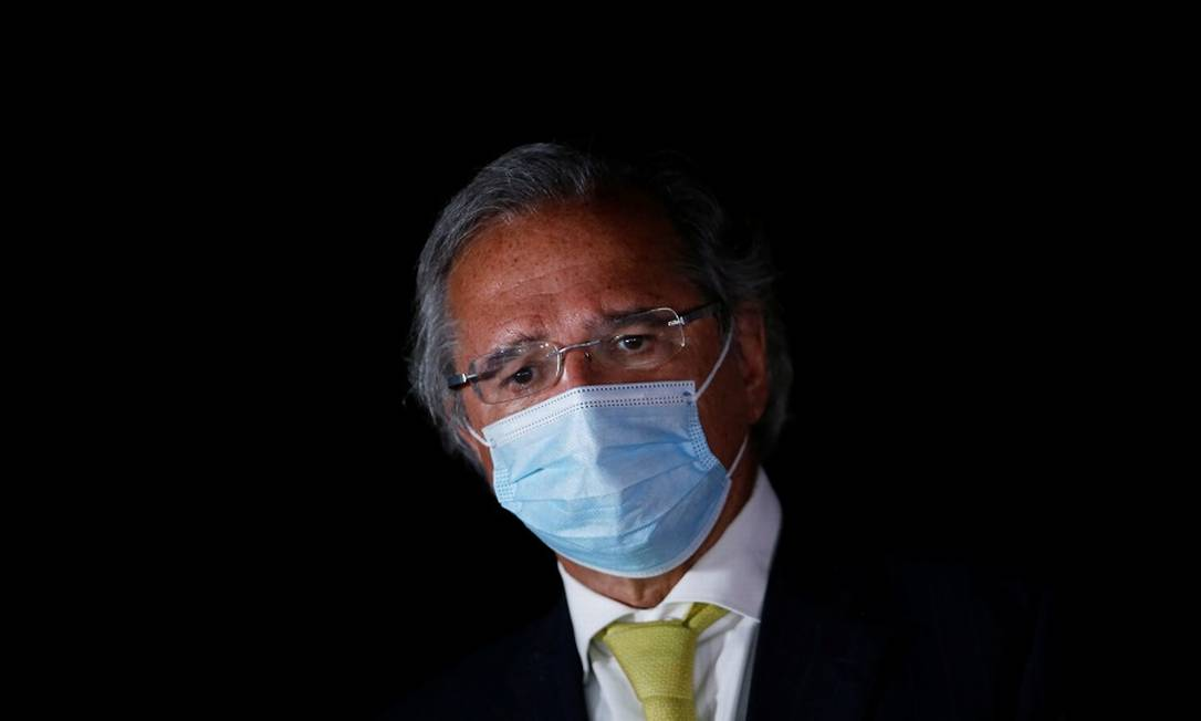 Paulo Guedes: nomes de fora do governo para secrretarias. Foto: ADRIANO MACHADO / REUTERS