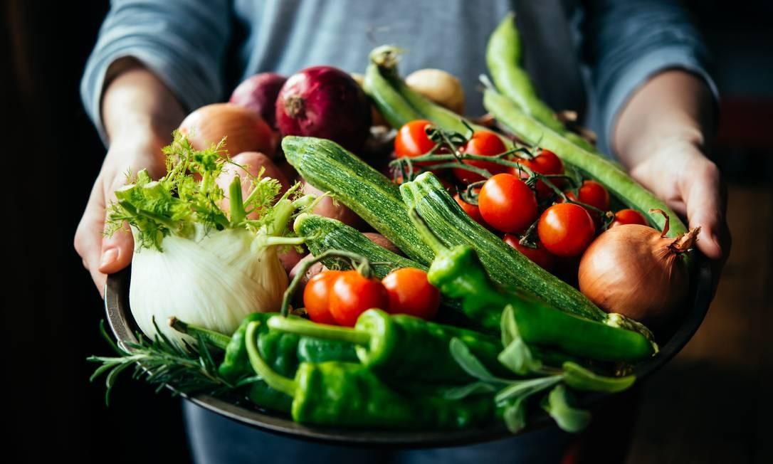 Além da quantidade, a qualidade das calorias é essencial Foto: Shutterstock