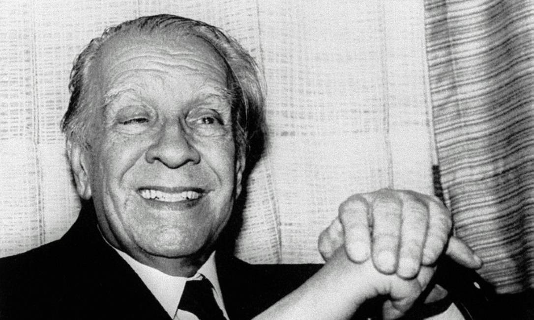 Obra descreve viagem à Escócia feita pelo escritor argentino Jorge Luis Borges, entre outras passagens Foto: AFP