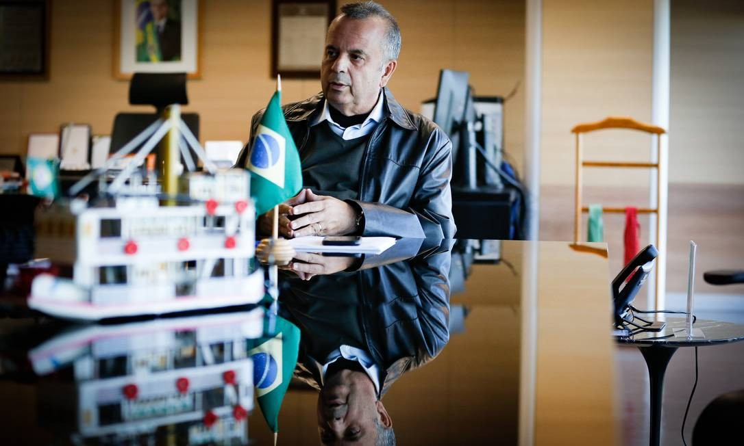 Marinho deixou o PSDB em junho. Para colegas, ele deseja ser candidato com apoio de Bolsonaro em 2022 Foto: Pablo Jacob / Agência O Globo