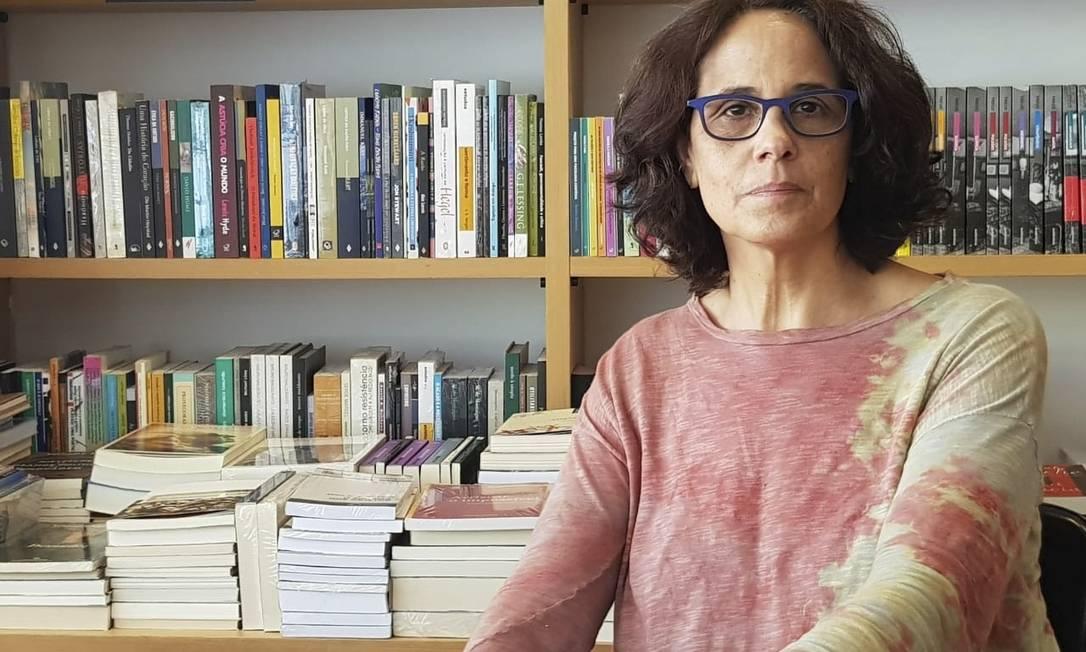 Na luta. Elisa Ventura trabalha para manter os funcionários e sonha em reabrir as duas lojas da Blooks Foto: Divulgação