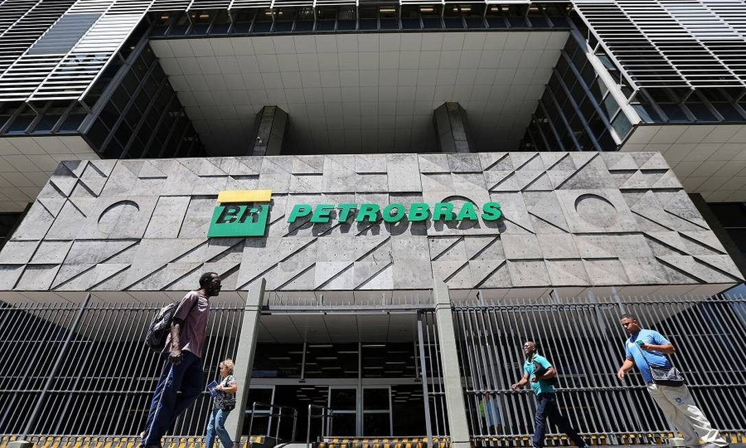 Petrobras: uma das estatais blindadas pelo presidente Jair Bolsonaro Foto: Sergio Moraes / Reuters