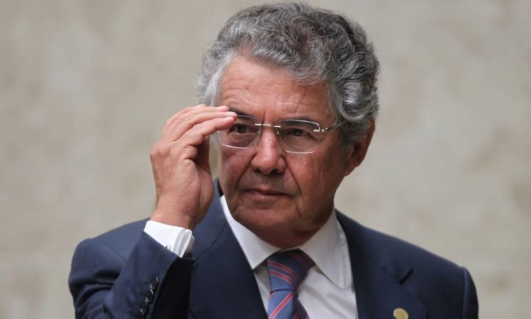 O ministro Marco Aurélio Mello Foto: Ailton de Freitas/Agência O Globo