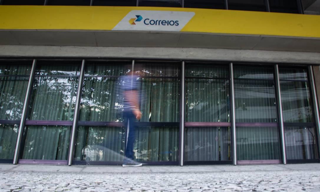 Problemas com entrega são os mais frequentes relatados por consumidores aos Procons contra os Correios Foto: Gabriela Fittipaldi/21-08-2019
