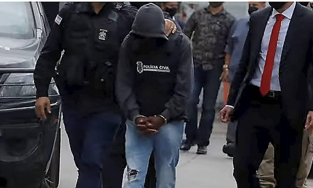 O homem acusado de estuprar e engravidar uma menina de 10 anos no Espírito Santo foi capturado em Betim (Minas Gerais) Foto: Freelancer / Agência O Globo