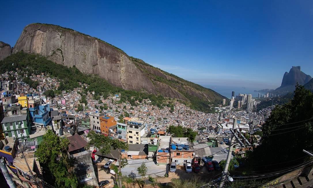 Segundo Guedes, o Renda Brasil será amplo, mas sustentável Foto: Roberto Moreyra / Agência O Globo