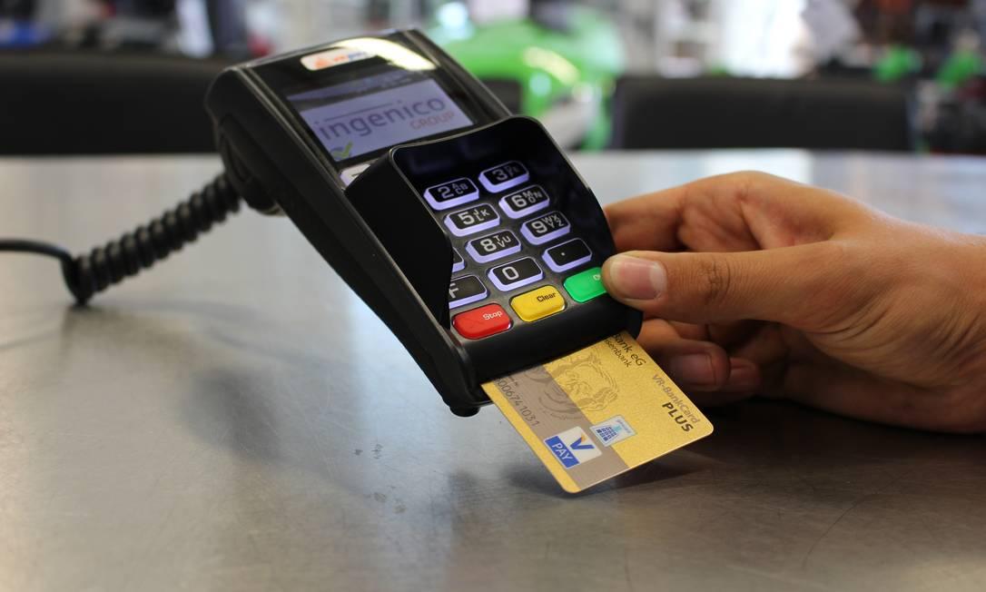 Cartão de crédito: novo programa usa vendas futuras como garantia para financiamento Foto: Pixabay / Pixabay