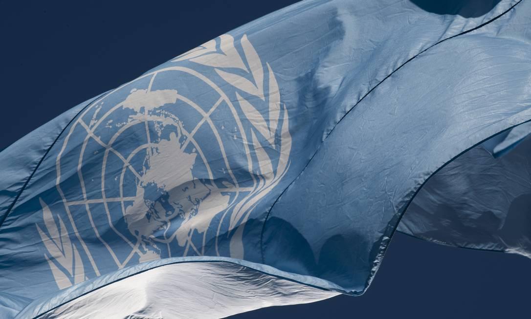 Organização das Nações Unidas presta solidariedade à menina Foto: UN Photo/Evan Schneider / UN Photo/Evan Schneider