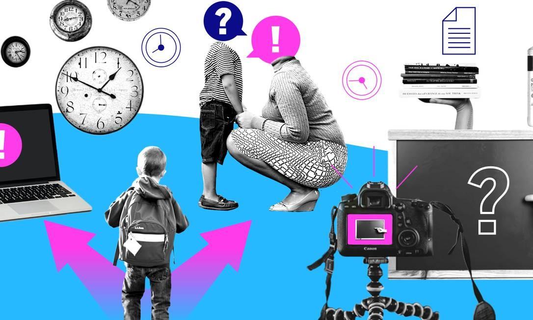 O GLOBO escutou especialistas para responder série de perguntas sobre o tema Foto: Arte