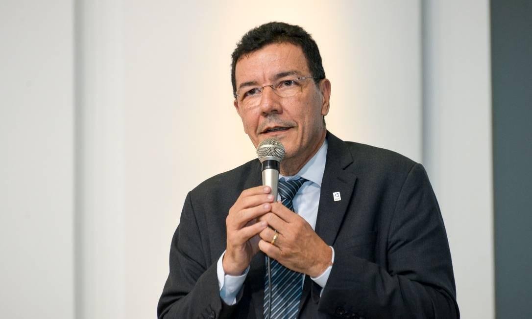 Presidente da Andifes, Edward Brasil Foto: Divulgação/Carlos Siqueira/ Secom/UFG