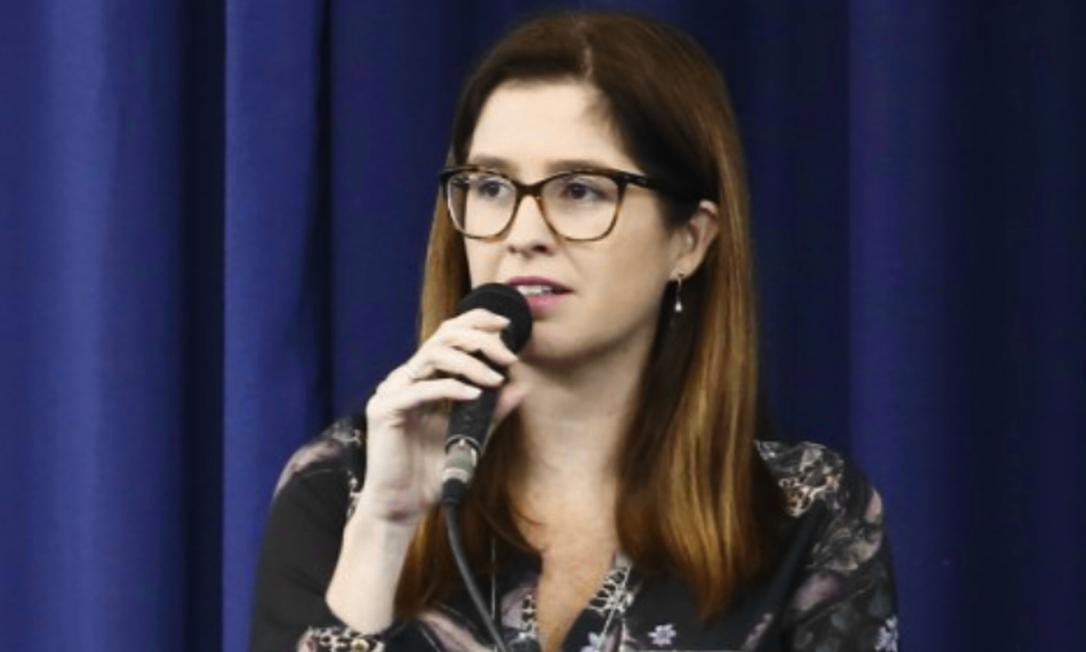 """A ex-subsecretária de Saúde, a médica Mariana Scardua acha que foi """"fritada"""" e deixou o cargo em 3 de abril Foto: Divulgação"""