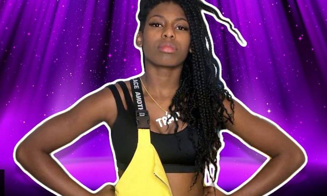Músicas de MC Soffia falam sobre orgulho negro, empoderamento feminino e racismo cotidiano Foto: Reprodução