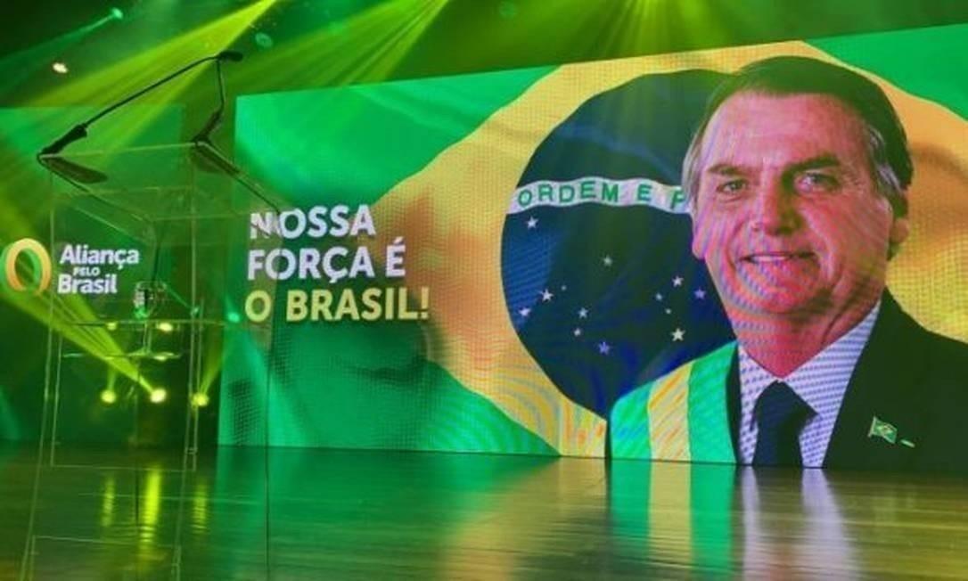 Aliança pelo Brasil Foto: Reprodução