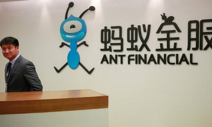 Sede da Ant Financial Services Group em Hangzhou, China: IPO de peso. Foto: Shu Zhang / REUTERS