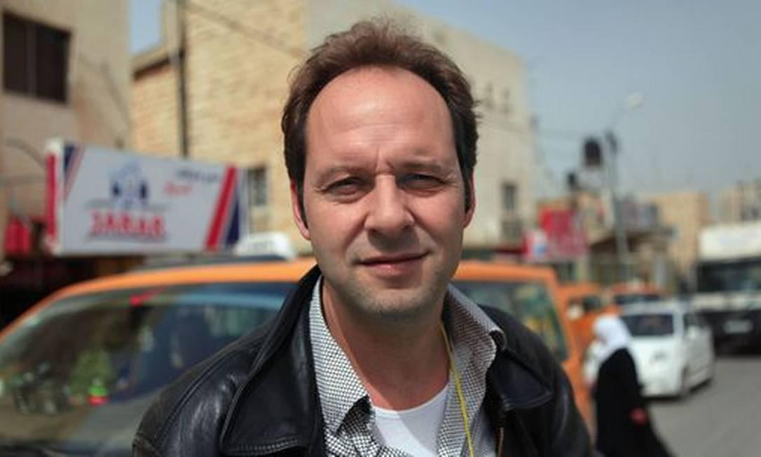 O diretor do documentário 'O fórum', Marcus Vetter Foto: Divulgação