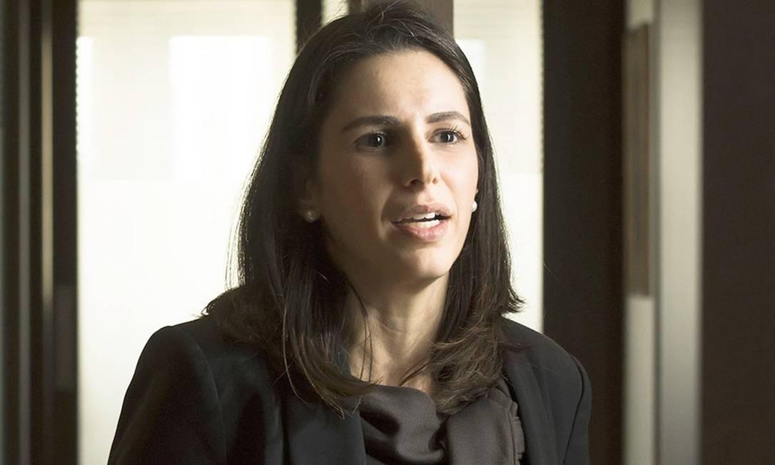 Vanessa Canado, assessora especial do ministério da Economia Foto: Silvia Zamboni / Valor
