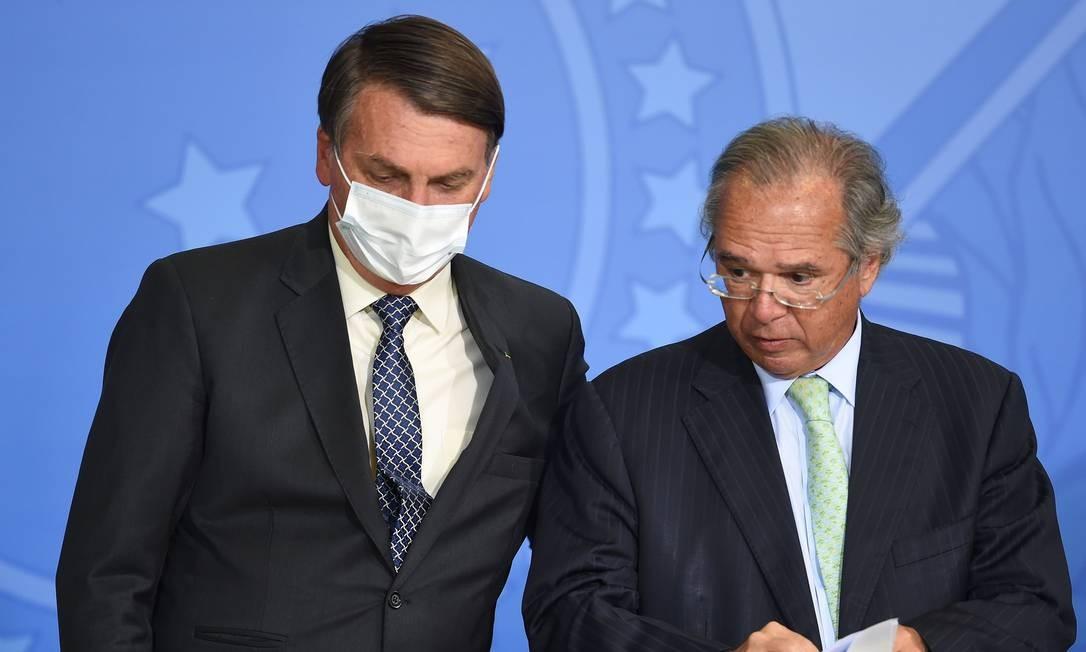 Bolsonaro decide antecipar envio da Reforma Administrativa ao Congresso e  anuncia mais 4 parcelas de R$ 300 do auxílio emergencial - Jornal O Globo