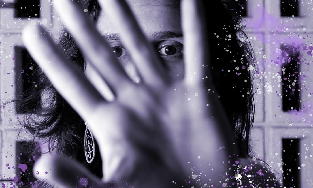 Por outro lado, número de denúncias de lesão corporal no âmbito da Lei Maria da Penha registradas nas delegacias recuou 9,9% Foto: Fábio Rossi / Fábio Rossi