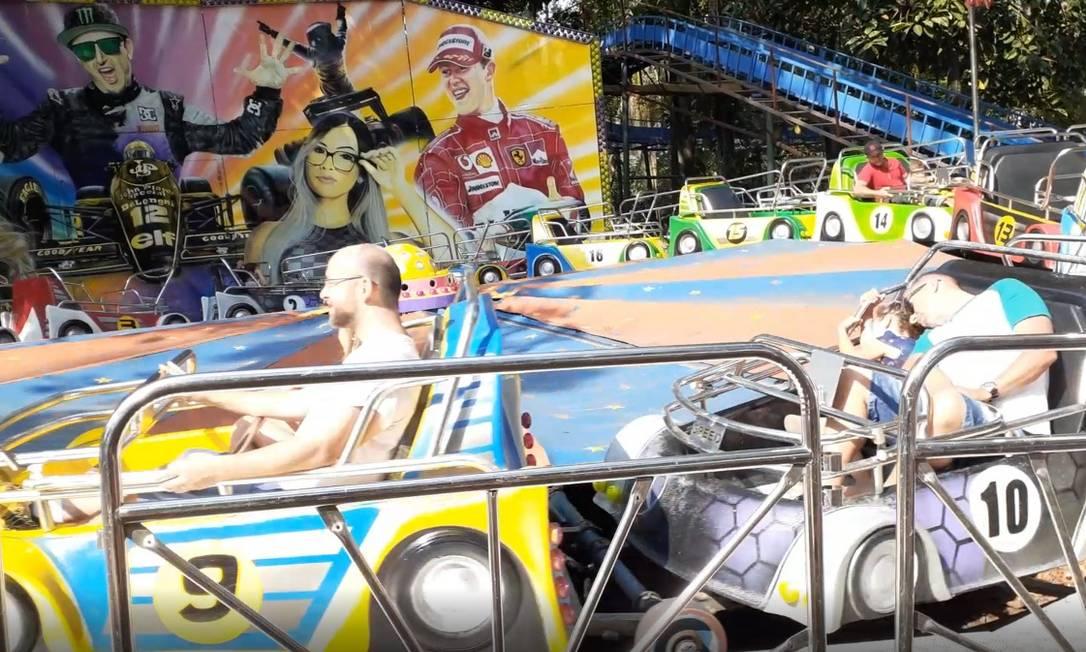 Cidade da Criança recebia 400 mil visitantes por ano Foto: Divulgação