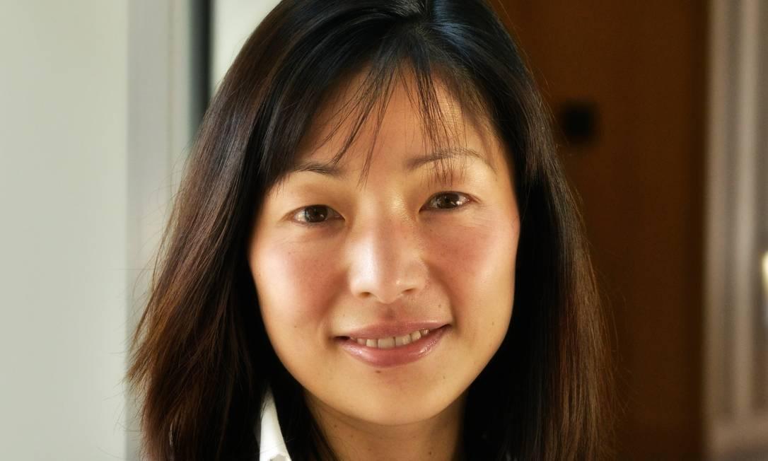 A imunologista e pesquisadora da Universidade Yale (EUA) Akiko Iwasaki Foto: Kike Calvo / AP Images for HHMI