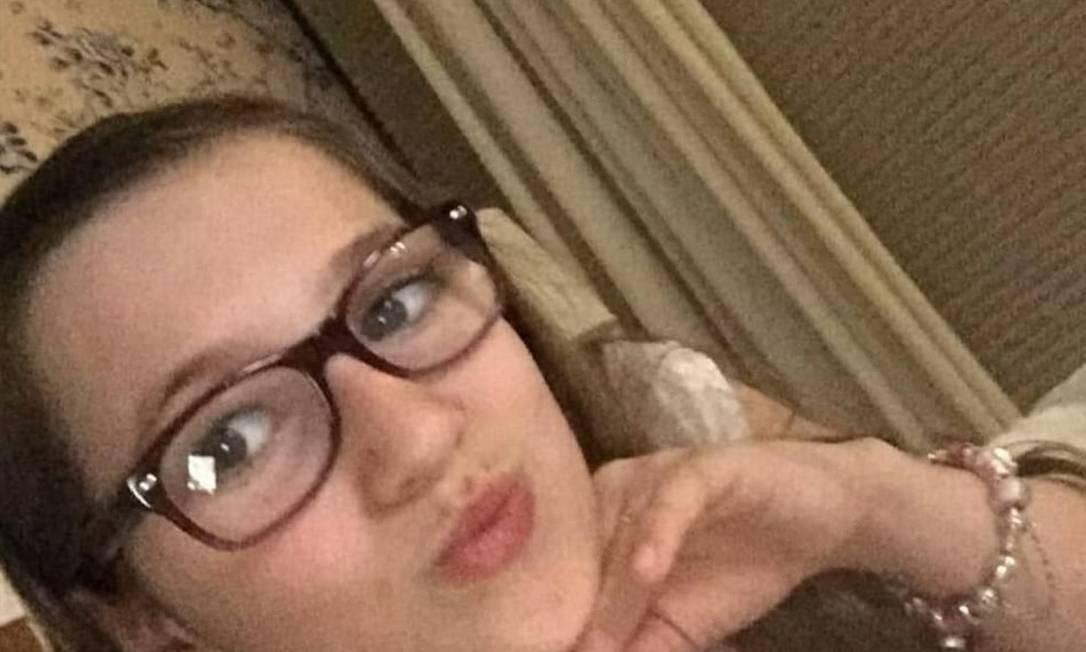 Isabele Guimarães Ramos, de 14 anos, morreu ao ser atingida por um tiro na cabeça Foto: Instagram/Reprodução