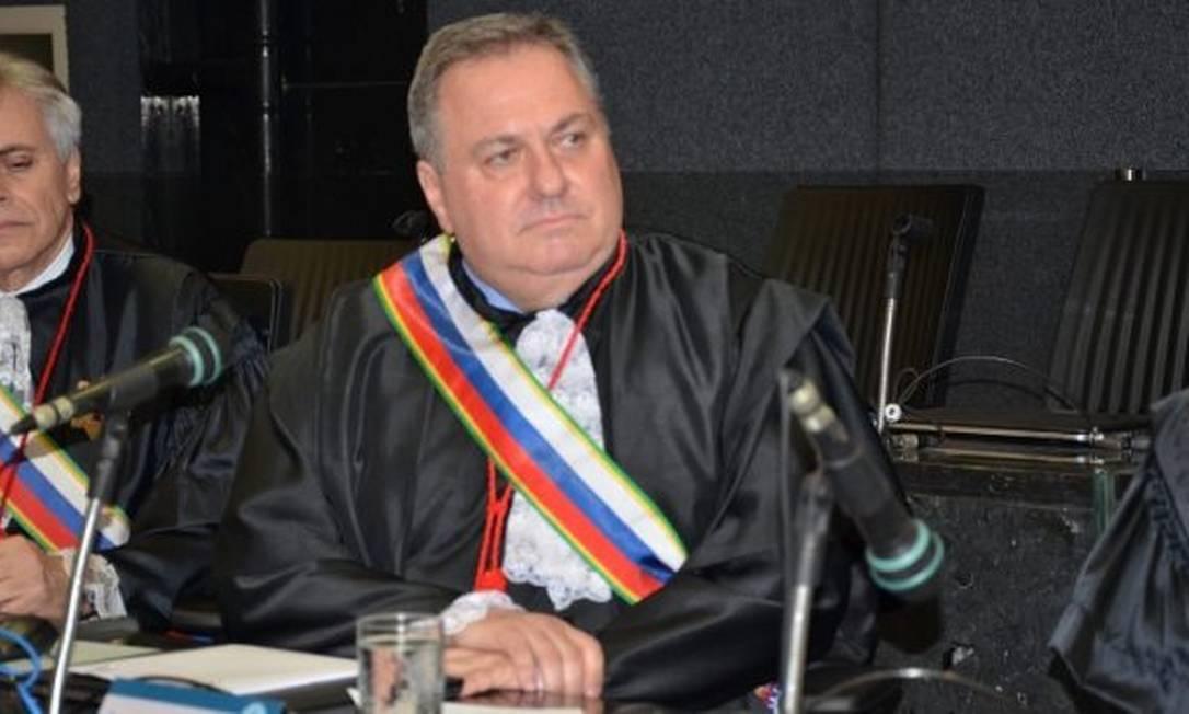 O desembargador Marcos Pinto da Cruz, do Tribunal Regional do Trabalho da 1ª Região Foto: Divulgação TRT-1