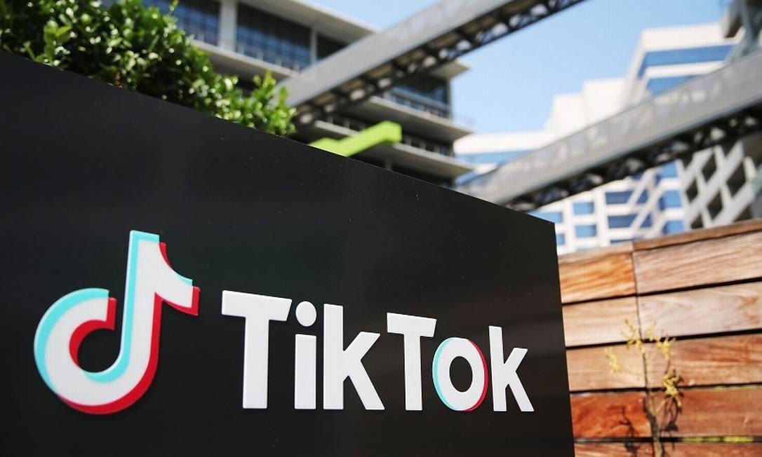 TikYok: obstáculos no caminho das vendas nos EUA. Foto: MARIO TAMA / AFP