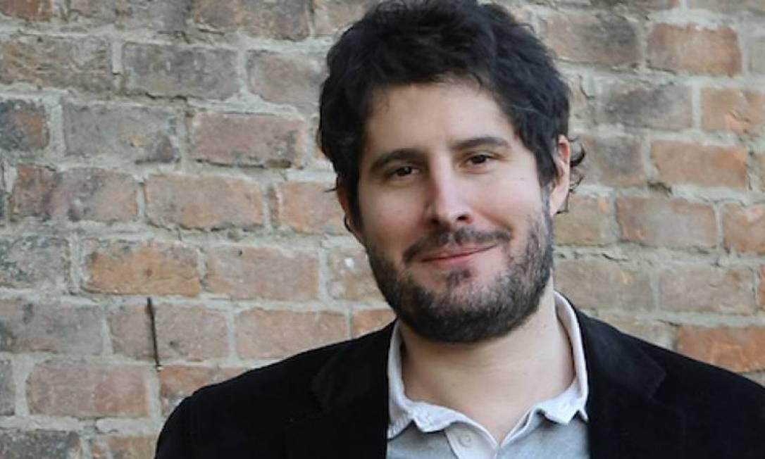 """O cientista político italiano Giuliano Da Empoli, autor de """"Os Engenheiros do Caos"""" Foto: Divulgação"""