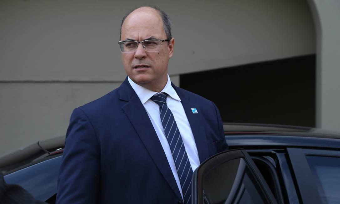 Ministros mais antigos do STJ decidem nesta quarta-feira se governador seguirá afastado do cargo Foto: Pedro Teixeira / Agência O Globo