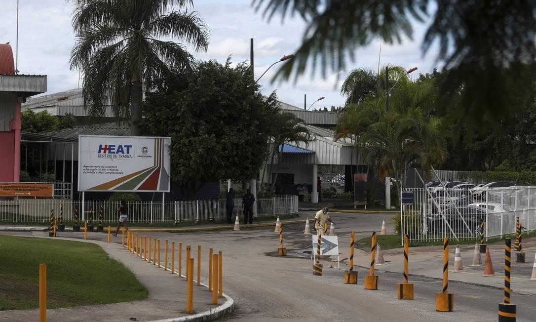 Fundação Estadual de Saúde vai assumir gestão do Hospital Alberto Torres Foto: Fabiano Rocha / Agência O Globo