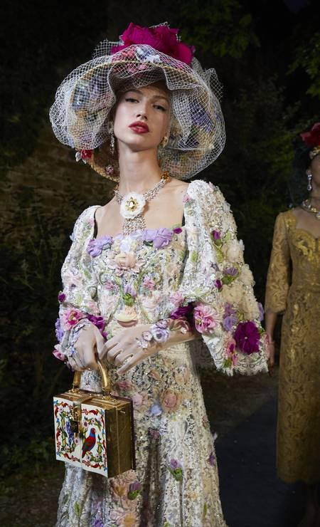 Alta Moda Dolce & Gabbanna Foto: CHIARA PREDEBON / CHIARA PREDEBON