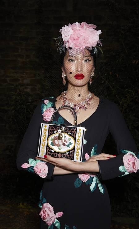 Alta Moda Dolce & Gabbana Foto: Divulgação